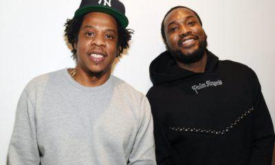 image Jay-Z ne manque pas de projets : Un film Netflix et un label musical avec Meek Mill