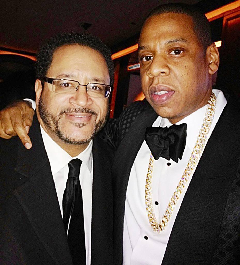 Image Jay-Z & Michael Eric Dyson