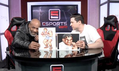 image Mike Tyson vient à peine d'apprendre qu'il a inspiré Balrog de Street Fighter