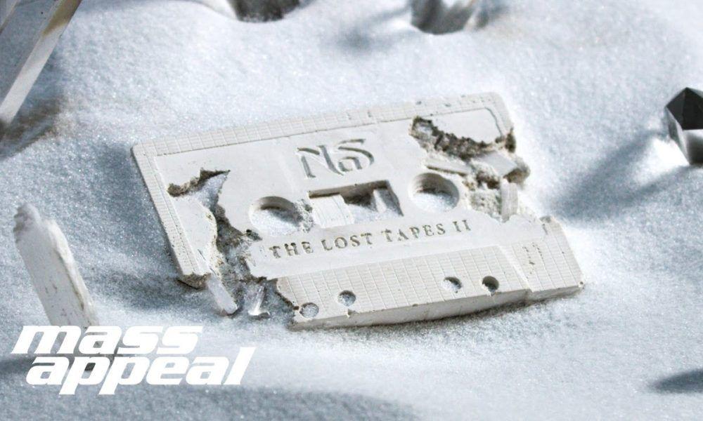 image Nas sort de belles pépites du placard avec Lost Tapes 2 [Stream]