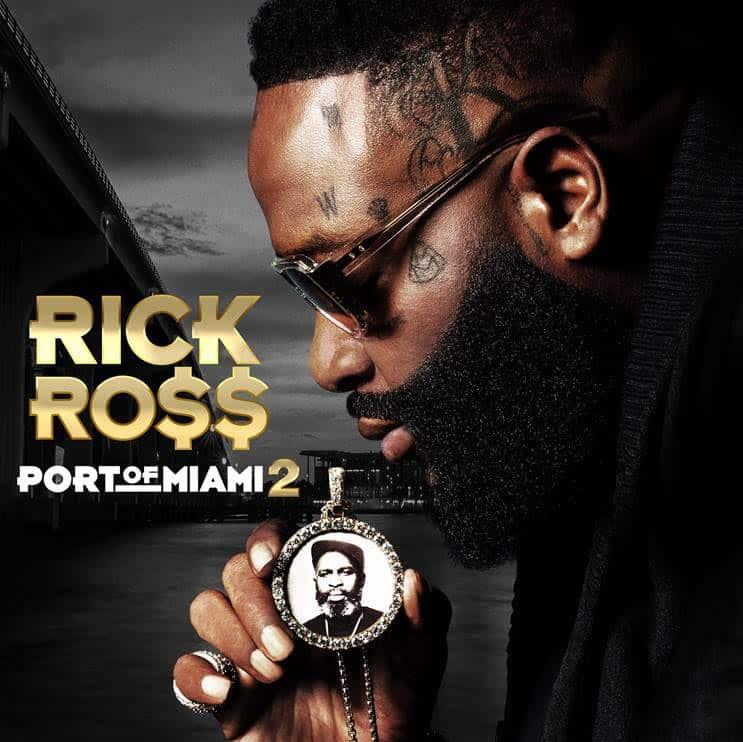 Rick Ross annonce la date de sortie et dévoile la cover de Port of Miami 2