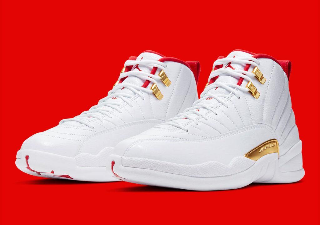 Air Jordan 12 FIBA Le Site de la Sneaker