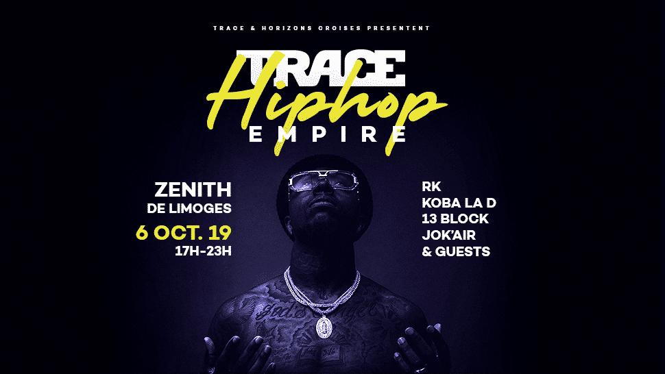 image-hip hop-trace-empire-zenith-limoges-2019