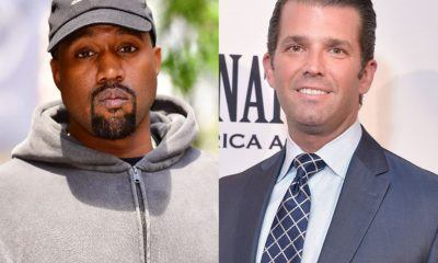 Donald Trump Jr valide Jesus is King de Kanye West