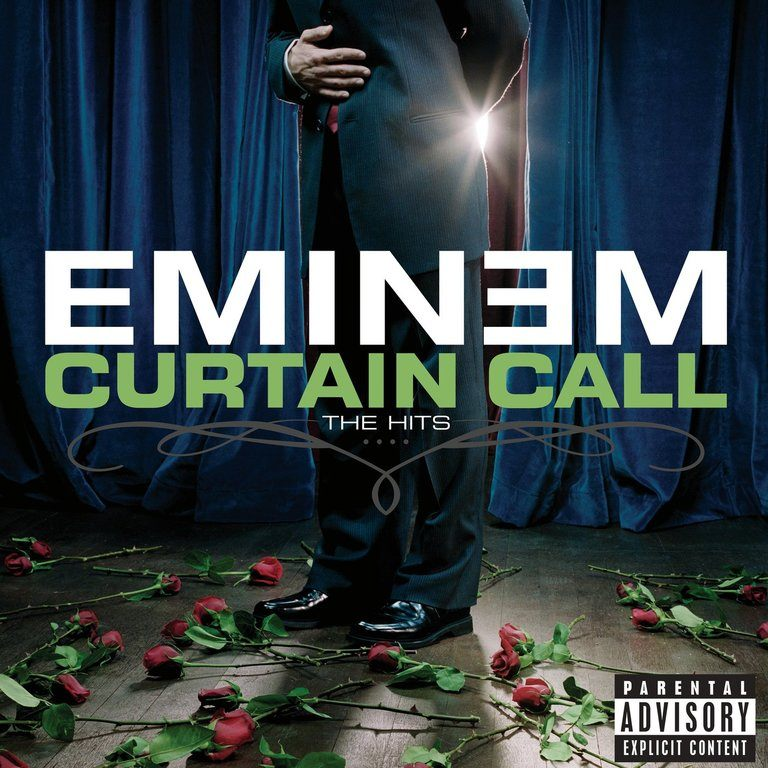 Curtain Call: The Hits, le best of d'Eminem rentre dans l'histoire