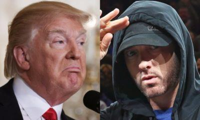 Eminem Services secrtes anti- DonaldTrump