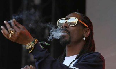 Snoop Dogg Kush Up Challenge