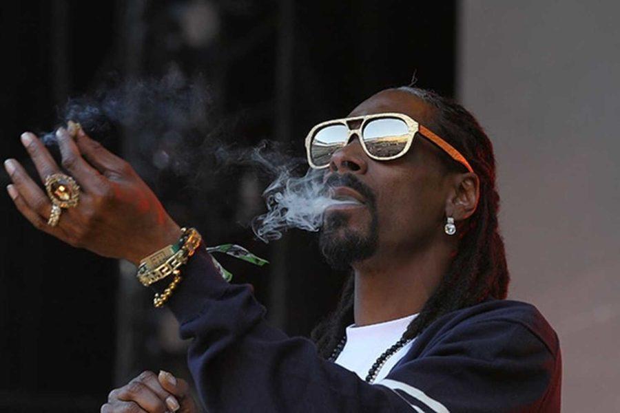 Snoop Dogg Kush Up Challenge