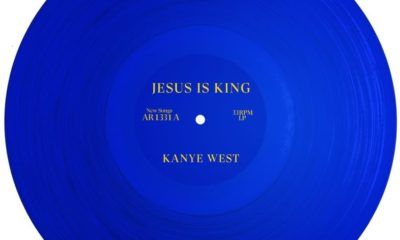 kanye west jesus is king album stream