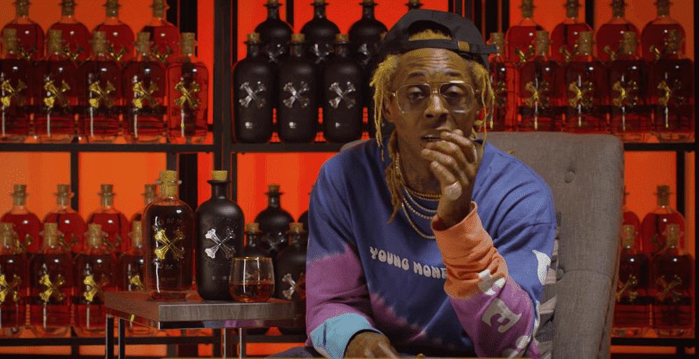 Lil Wayne admet ne plus écouter de hip-hop si ce n'est sa propre musique