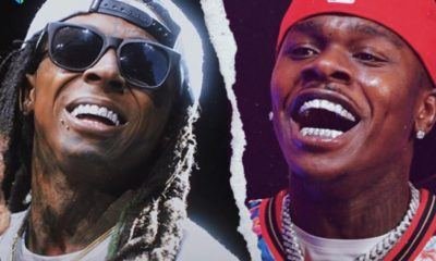 "Dababy promet ""un gros son"" avec Lil Wayne"