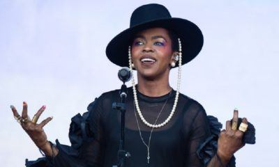 "Lauryn Hill est de retour avec le single ""Guarding the Gates"""