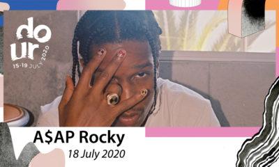 A$ap Rocky : première grosse tête d'affiche du Dour Festival