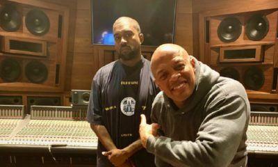 Kanye West travaille sur Jesus is King 2 avec Dr. Dre