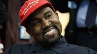 Il confirme ses ambitions politiques — Kanye West