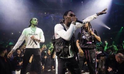 Combien coûte le booking de vos rappeurs US préférés ?