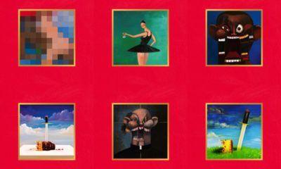 My Beautiful Dark Twisted Fantasy de Kanye West a neuf ans : est-il l'album de la décennie ?