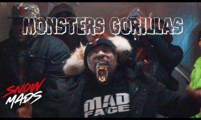 """Comme des bêtes, Onyx se déchaîne sur New-York, tels des """"Monsters Gorillaz"""" [Clip]"""