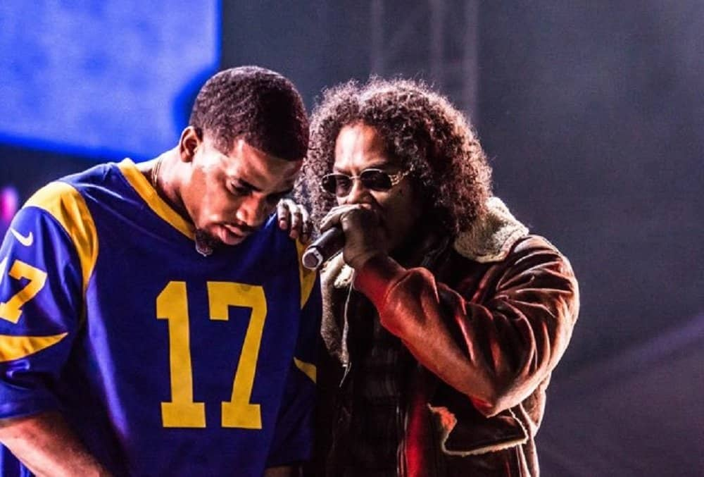 "Ab-Soul et Reason enchaînent avec ""Flick It Up"", un banger explosif"