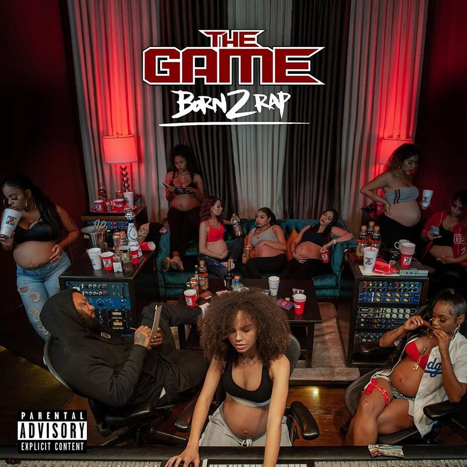 The Game sort son ultime album Born 2 Rap [Stream]