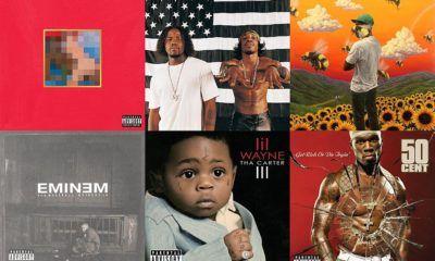 XXL a classé les 50 meilleurs albums rap US des années 2000