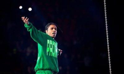 Pour son concert en Suède, A$ap Rocky a rappé dans une cage [Vidéo]