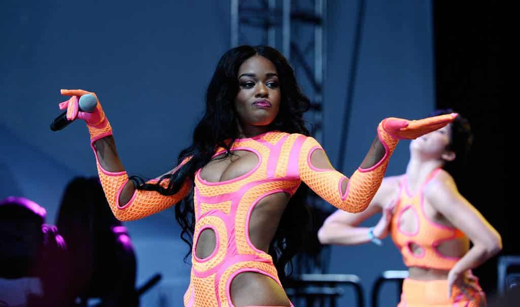 Azealia Banks annonce sa retraite musicale... Et part en claquant la porte