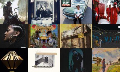 Adieu 2019, et merci pour tous ces fantastiques albums de rap US