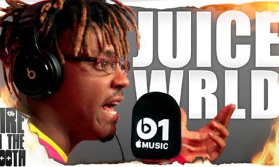 Un freestyle inédit de Juice WRLD refait surface