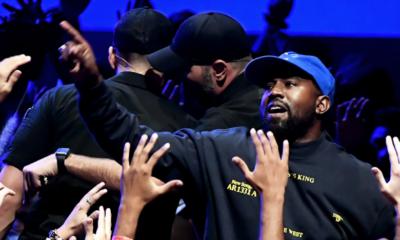 Kanye West tient parole pour Noël et offre l'album Jesus is Born [Stream]