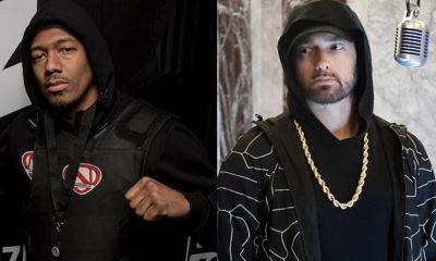 Eminem Vs. Nick Cannon : un battle en préparation ?