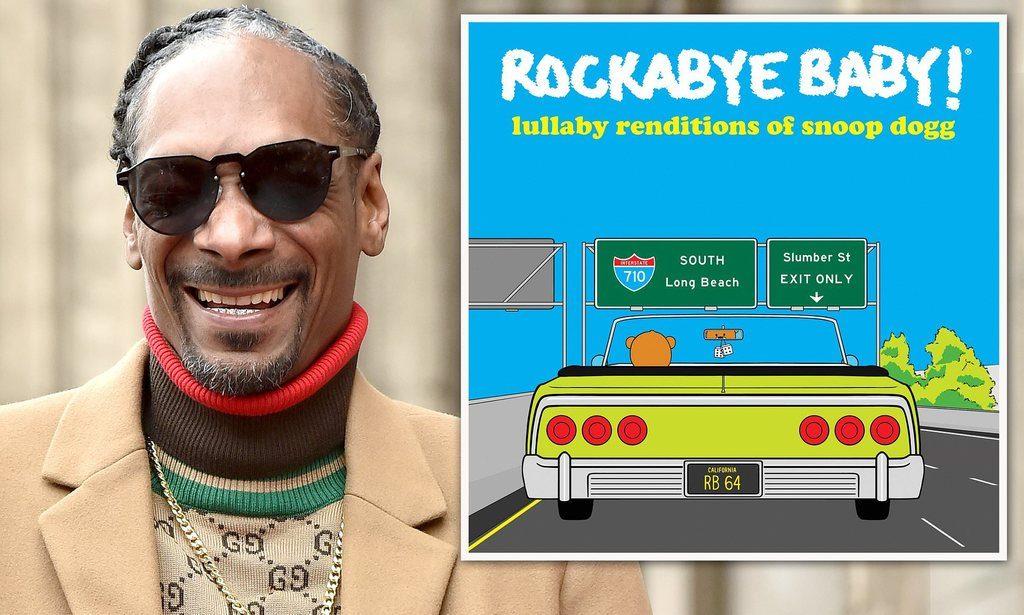 Mes chers petits, l'album de berceuses de Snoop Dogg est disponible [Stream]