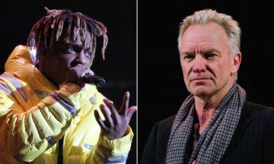 Sting se sert-il de la mort de Juice WRLD pour faire de l'argent ?