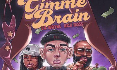 """Travis Barker s'associe à Lil Wayne et Rick Ross pour son nouveau single """"Gimmie Brain"""""""