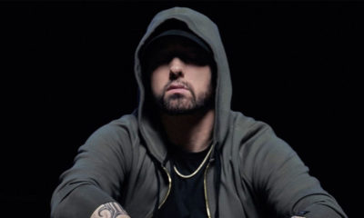 Eminem bat Kanye West numero 1 Billboard