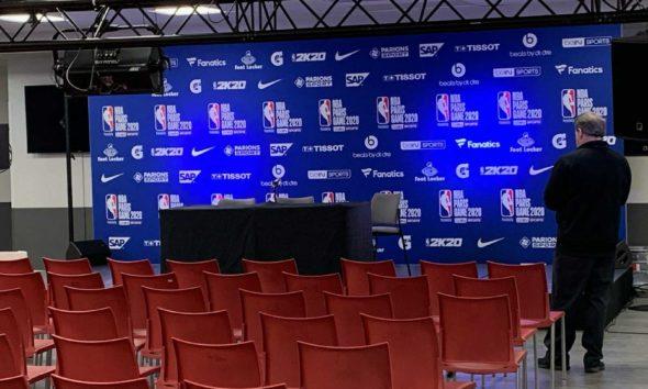 La NBA de retour à Paris en 2021