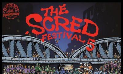 Plus que quelques jours avant le début du Scred Festival