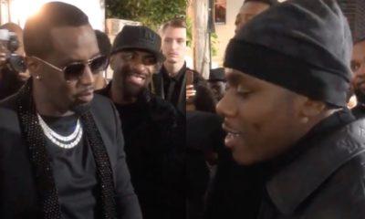 """Diddy : """"DaBaby est le gars le plus chaud du rap game"""""""