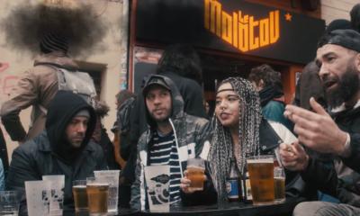"""Dooz Kawa et Swif Guad dans le clip """"Sous la pluie"""" 2020"""