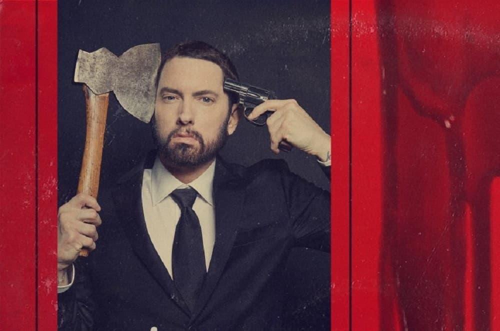 data eliberării: stilul rafinat reducere Eminem : Music to Be Murdered By, la soif de sang d'une légende en ...