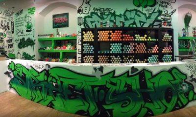 Le magasin StreetShop de Toulouse