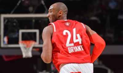 Kobe Bryant NBA all-star Game changement