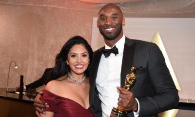 Kobe Bryant femme Vanessa Bryant hommage 2020