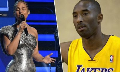 Alicia Keys : son hommage à Kobe Bryant