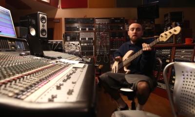 """Les dernières images de Mac Miller en studio réunies dans """"Hand Me Downs"""" [Clip]"""