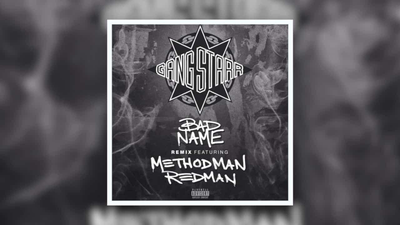 """DJ Premier réunit Method Man & Redman sur le remix de Gang Starr, """"Bad Name"""""""