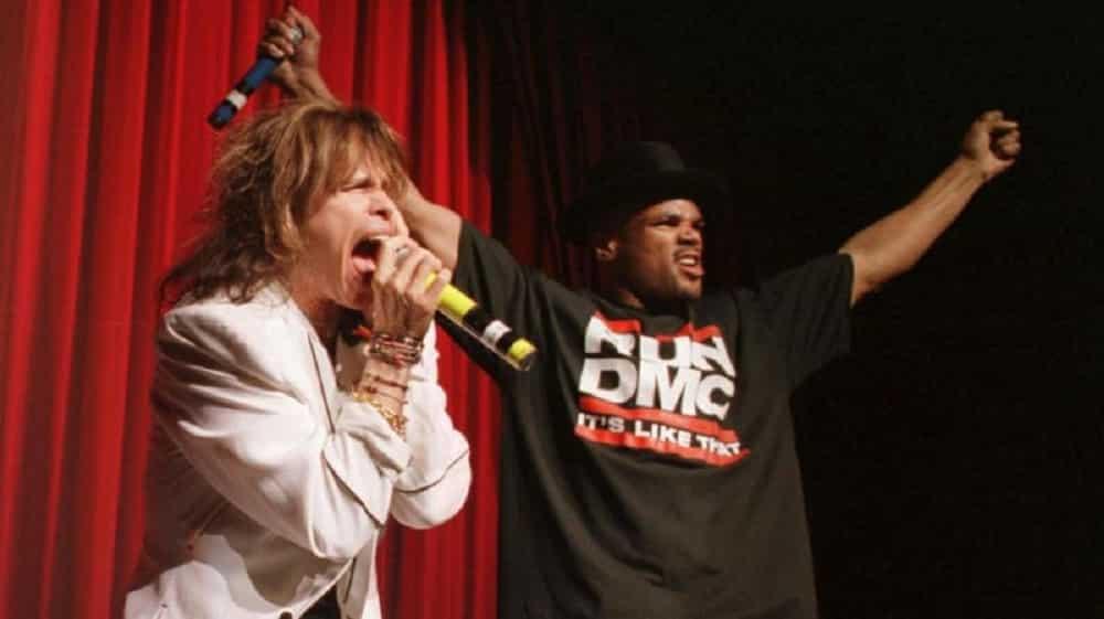 Run-DMC va performer sur la scène des Grammy's avec Aerosmith