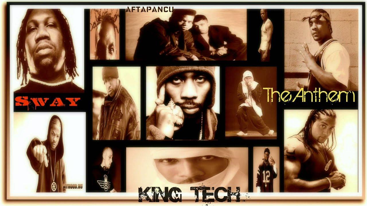 """Retour vers le classique : """"The Anthem"""", la collaboration XXL de Sway & King Tech"""