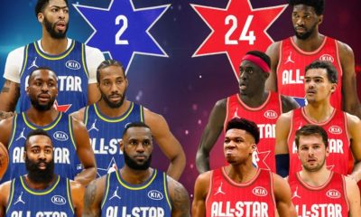 Le all star game 2020 s'annonce dantesque