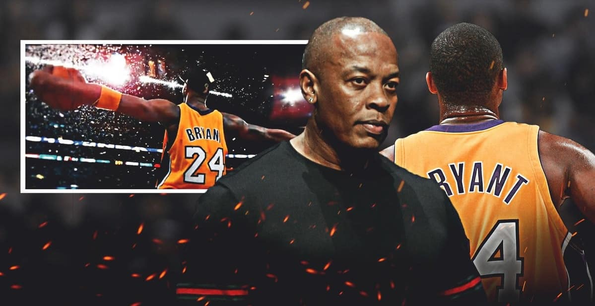 L'hommage grandiose de Dr. Dre à Kobe Bryant All Star Weekend